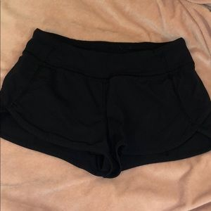 Lululemon girls shorts